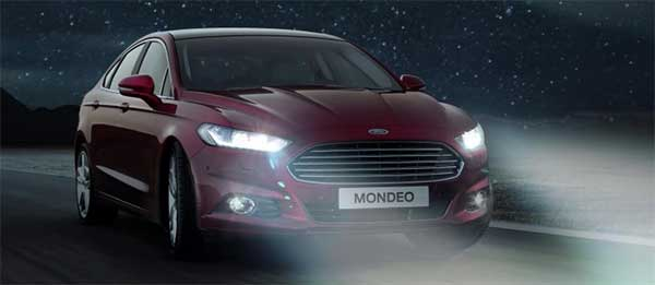 new ford mondeo 600